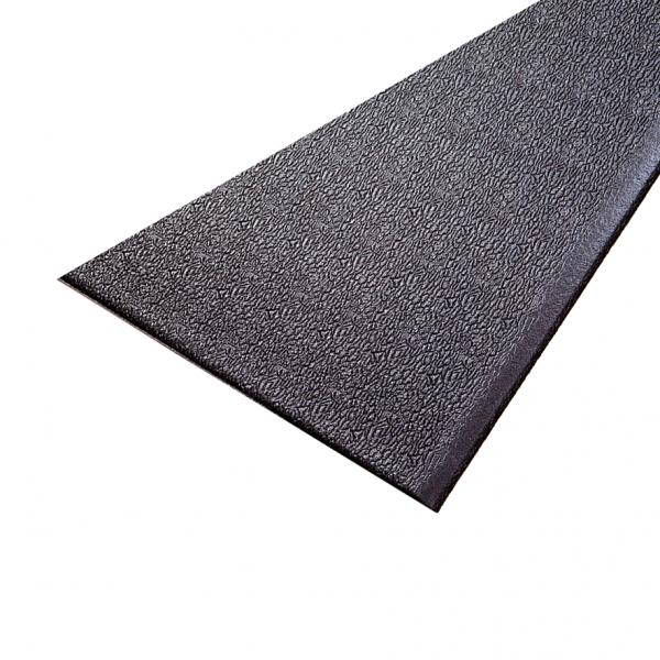 Supermats 3x7.5 Foot Heavy Duty PVC Mat for Longer Treadmills - [12GS]