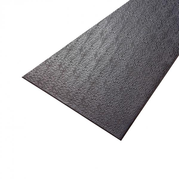 SuperMats 3x7.5 Foot Solid PVC Mat for Longer Treadmills [15GS]