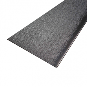 SuperMats 4x6 Foot Heavy Duty PVC Mat for Home Gyms [24GS]