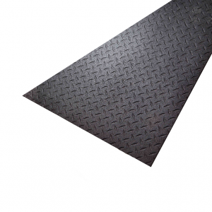 SuperMats 4x6x1/2 Rubber Floor Mat [06E]