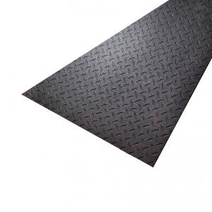 SuperMats 4x6x3/4 Rubber Floor Mat [07E]