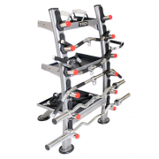 TKO Accessory Rack [848ACR-B]