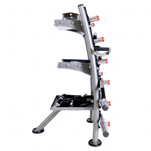 TKO Accessory Rack [848ACR-B] - side view