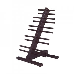 Troy VTX 10 Pair Vinyl or Neoprene Dumbbell Rack [T-HDR]