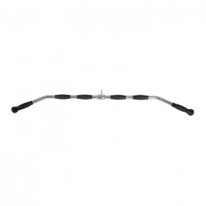 USA Sports 48 Inch High Quality Lat Bar with Rubber Grip [GLB-48SR]