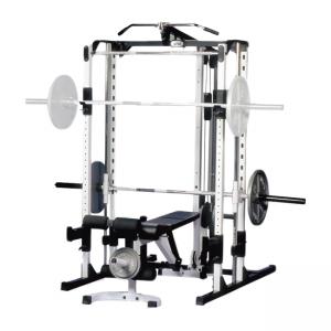 Yukon Caribou III Smith & Free Weight Gym [CII-140]