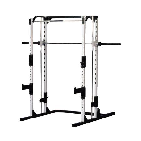 Yukon Caribou III Smith Machine & Free Weight Rack [CPR-142]