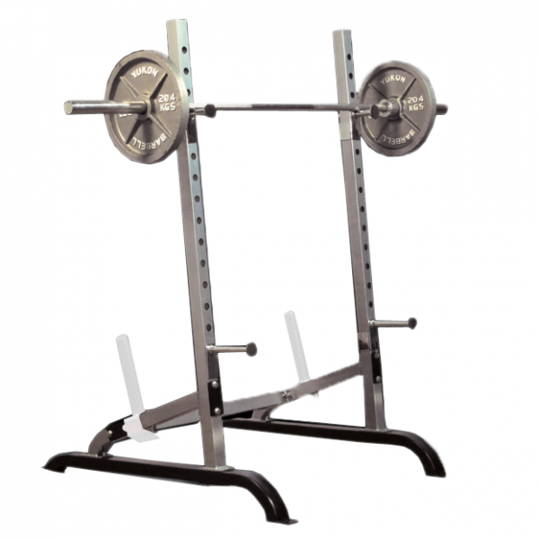 Yukon Commercial Squat Rack COM-SQR-400