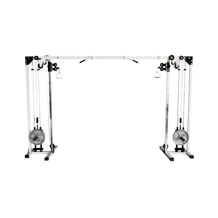 yukon adjustable cable crossover machine  com  com