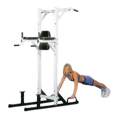 Yukon Fitness Chin-Up / Dip / Leg Raise Machine CDL-153