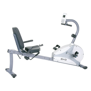 Yukon Fitness Easy Recumbent Exercise Bike [EZ-31]