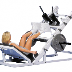 Yukon Fitness Husky Hip Sled / Hack Squat / Leg Press HLS-160