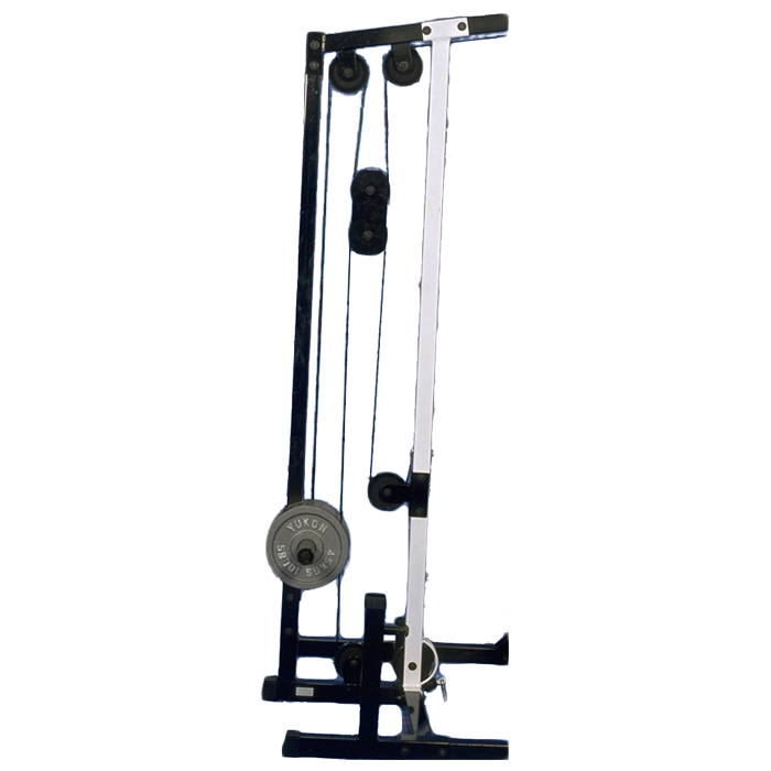 yukon lat pulldown machine