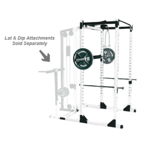 Yukon Fitness Power Rack with Attachment Capabilities [PRK-200]
