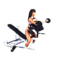Yukon Fitness Preacher Curl Attachment PCA-171