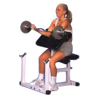 Yukon Fitness Preacher Curl Bench PCB-183