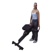 Yukon Fitness Total Back System TBS-212 - folded position