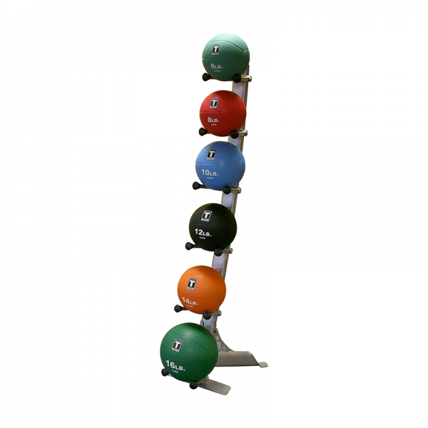 Body-Solid Medicine Ball & Rack Package [GMR10-PACK]