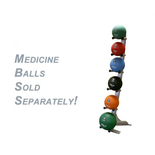 Body-Solid Medicine Ball Rack [GMR10]