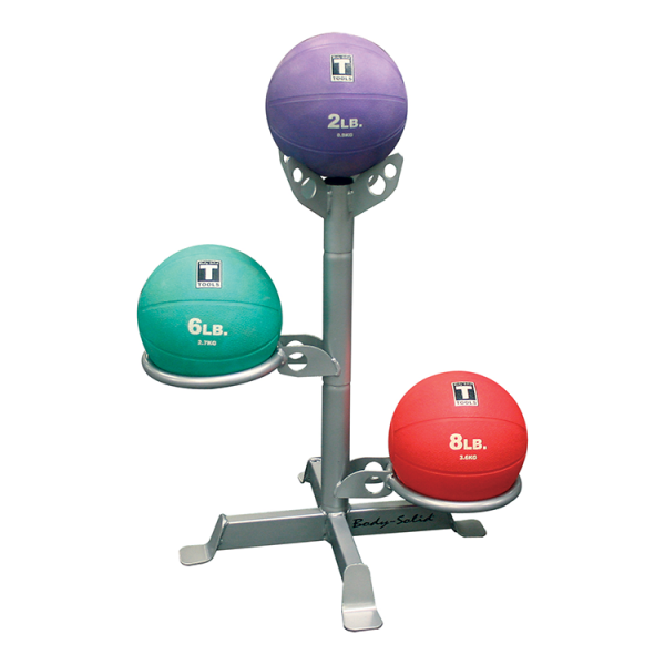 Body-Solid Medicine Ball Rack [GMR5]