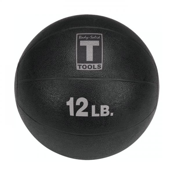 Body-Solid Medicine Balls (12 lb) Black [BSTMB]