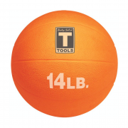 Body-Solid Medicine Balls (14 lb) Orange [BSTMB]