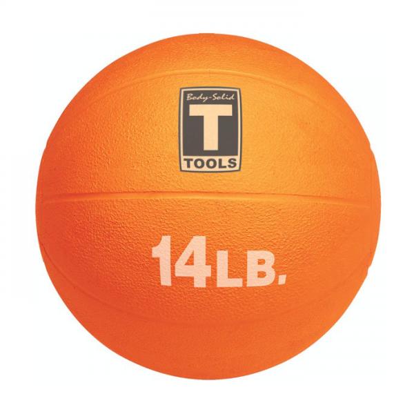 Body-Solid Medicine Balls (14 lb) Orange [BSTMB]