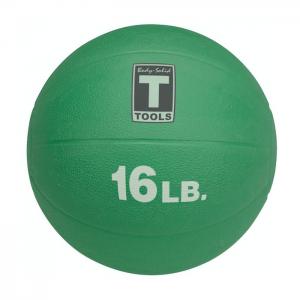 Body-Solid Medicine Balls (16 lb) Green [BSTMB]