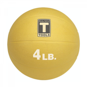 Body-Solid Medicine Balls (4 lb) Yellow [BSTMB]