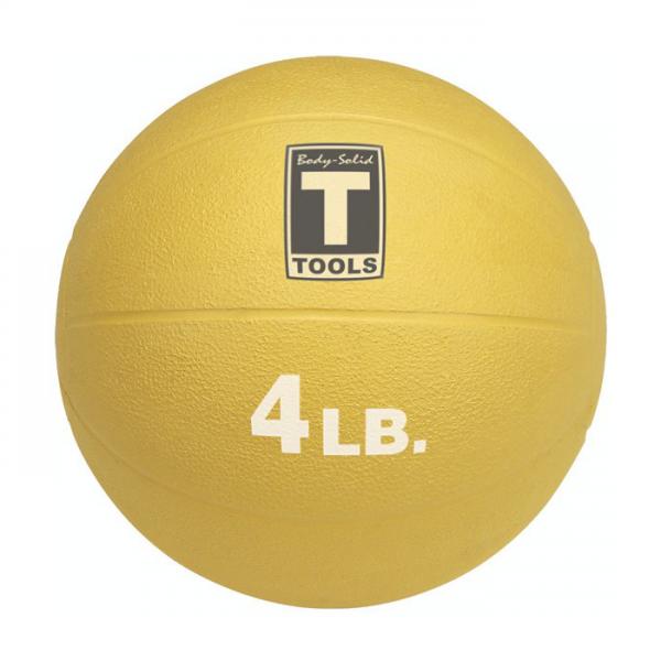 Body-Solid Medicine Balls (4 lb) Yellow [BSTMB]