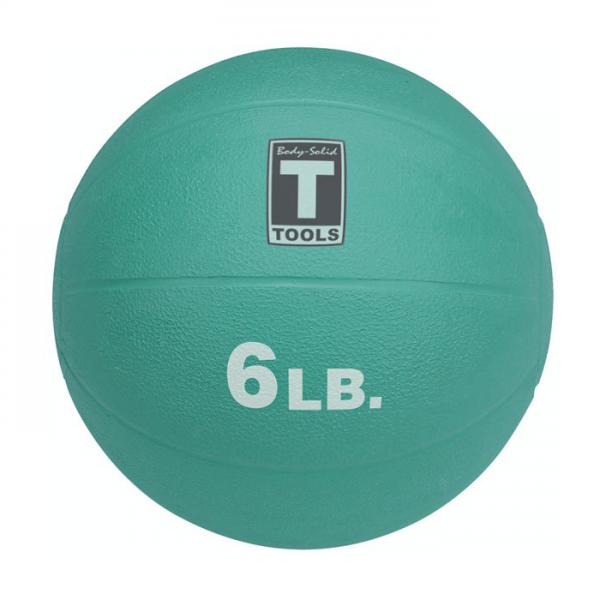Body-Solid Medicine Balls (6 lb) Aqua [BSTMB]