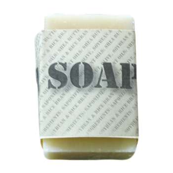 Carley's Skin Rejuvenating Natural Soap - front view