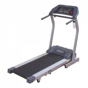 Endurance TF3I Folding Treadmill - unfolded