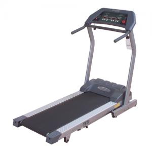 Endurance TF3I Folding Treadmill - unfolded