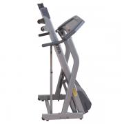 Endurance TF3I Folding Treadmill - folded