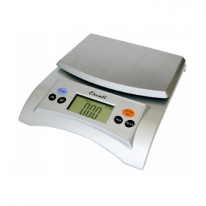 Escali Aqua Digital Scale (Silver Gray) [A115S]