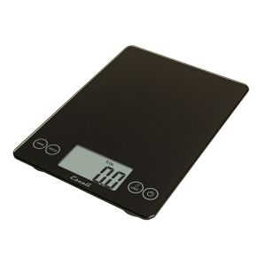 Escali Arti Glass Digital Scale (Ink Black) [157IB]
