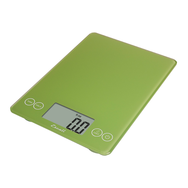 Escali Arti Glass Digital Scale (Key Lime Green) [157LG]