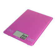 Escali Arti Glass Digital Scale (Poppin' Pink) [157PP]