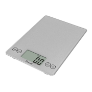 Escali Arti Glass Digital Scale (Shiny Silver) [157SS]