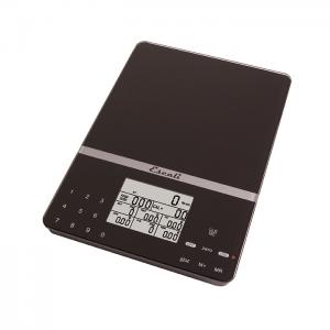Escali Cesto Portable Nutritional Scale (Black) [115NB]