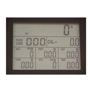 Escali Cesto Portable Nutritional Scale Digital Display