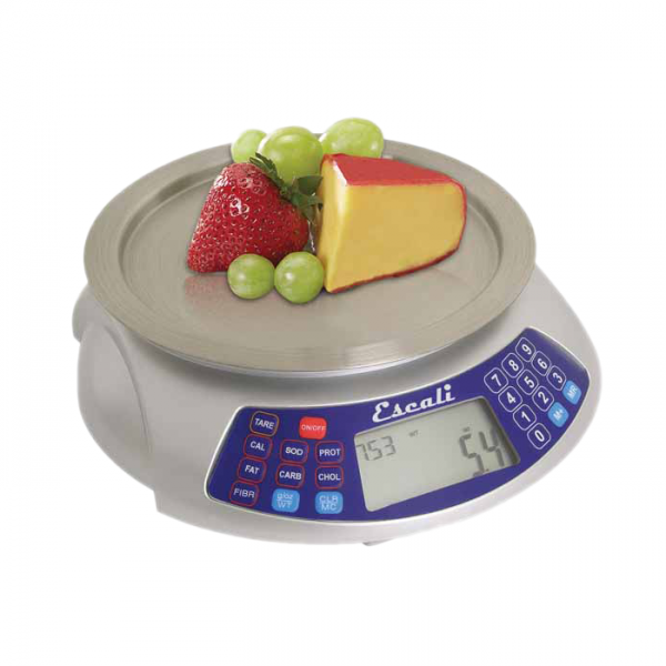 Escali Cibo Digital Nutritional Scale [63N]