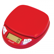 Escali Pico Pocket Size Digital Scale (Cherry Red) [N155CR]
