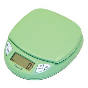 Escali Pico Pocket Size Digital Scale (Mint Green) [N155MG]