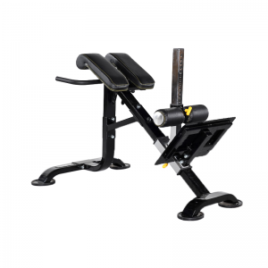 Powertec Dual Hyperextension / Crunch [P-HC10]