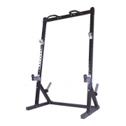 Powertec Workbench Half-Rack [WB-HR14-B] - black