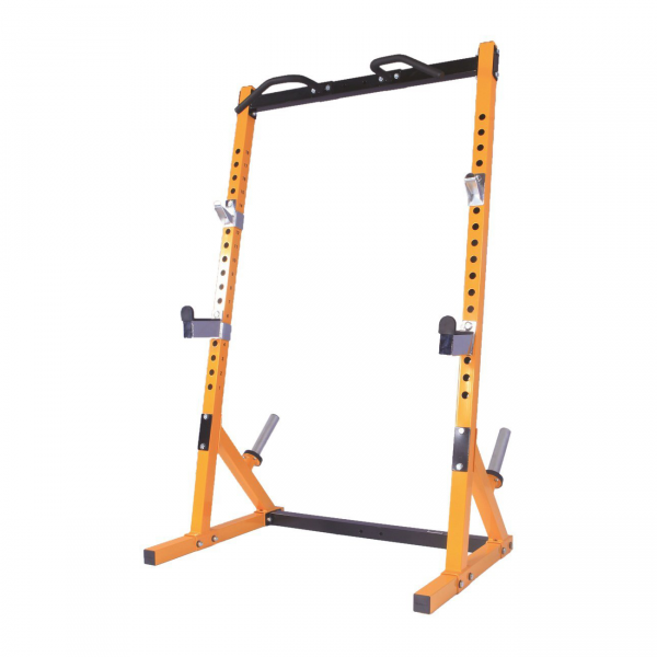 Powertec Workbench Half-Rack [WB-HR14] - yellow