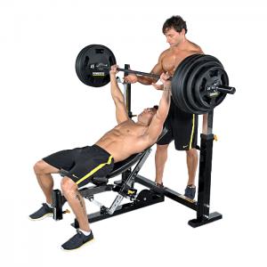 Powertec Workbench Olympic Bench [WB-OB11] - incline bench press