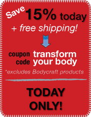 Save 15% today and free shipping